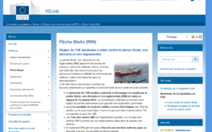 Le site de l'UE (https://ec.europa.eu/fisheries/cfp/illegal_fishing_fr)