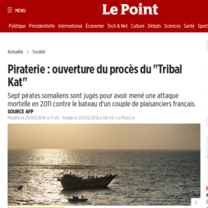 Le journal Le Point
